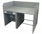 Airbench 300 mm behuizing 2 mm staal | Dormatec Environment Systems