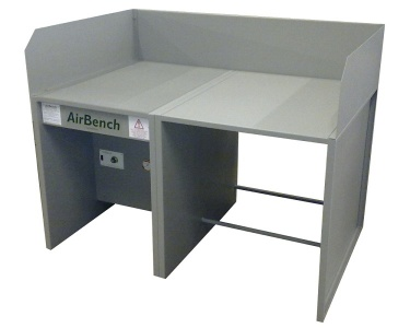 Afzuigtafel Airbench FPK enclosure